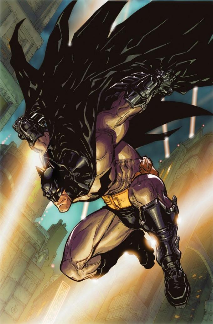 Batman Arkham City Art 08a