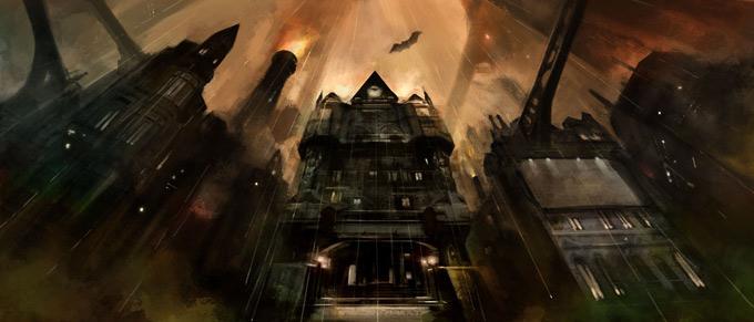 Batman Arkham City Art 09a
