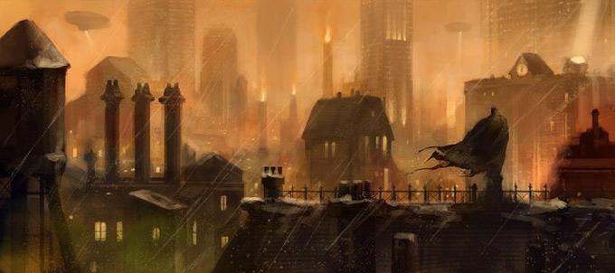 Batman Arkham City Art 11a