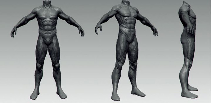Green Lanter Concept Art by Aaron Sims Company 01a