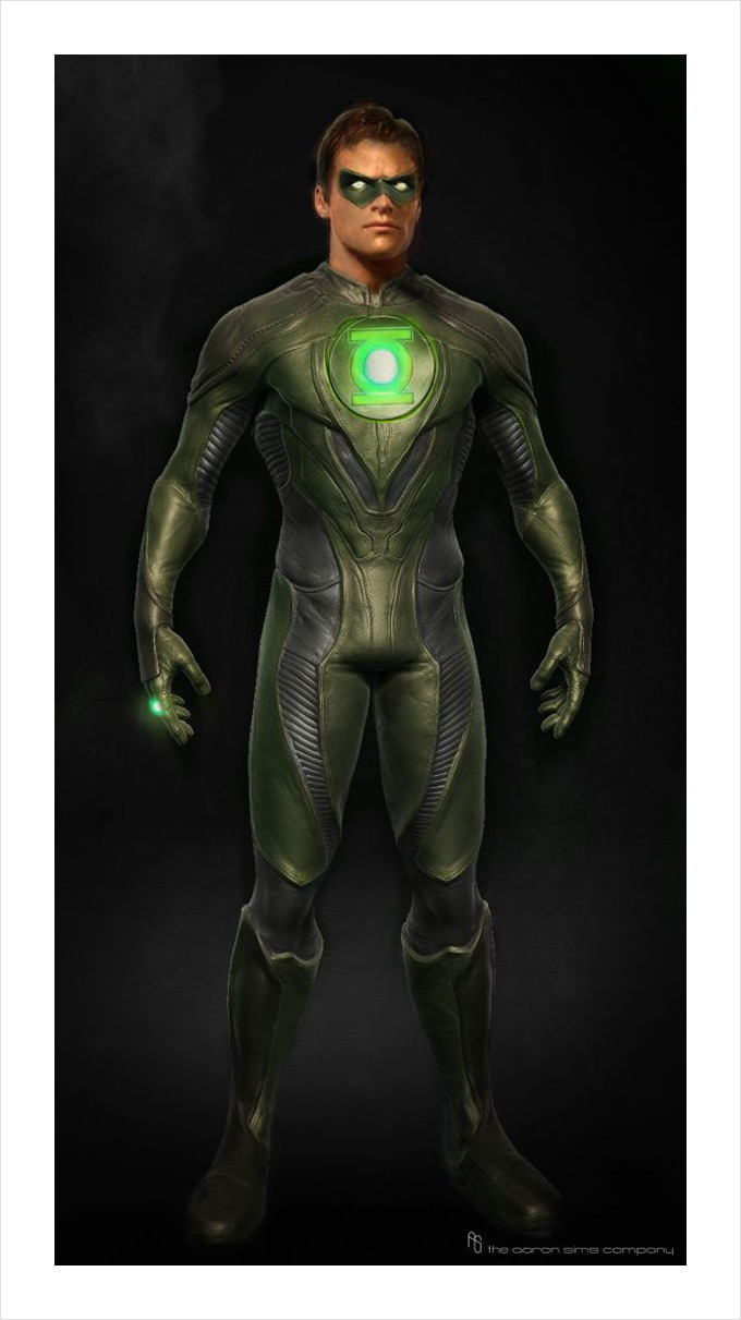 Green Lanter Concept Art by Aaron Sims Company 06a