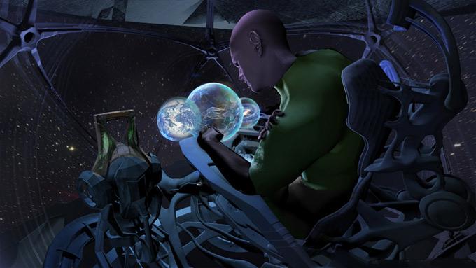 Green Lantern Concept Art by Fabian Lacey 19a