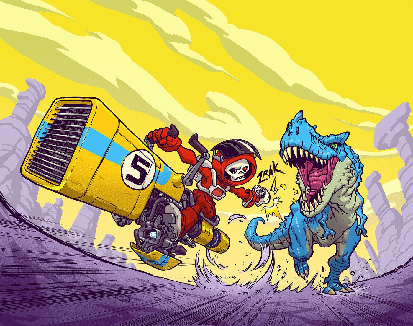 Jake Parker Illustration 01
