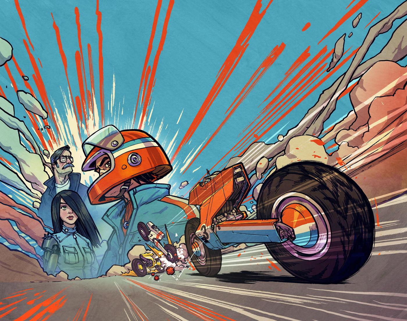 Jake Parker Illustration 03