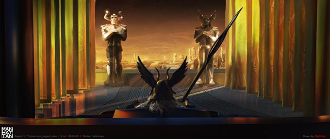 Thor Concept Art By Raj Rihal 13a