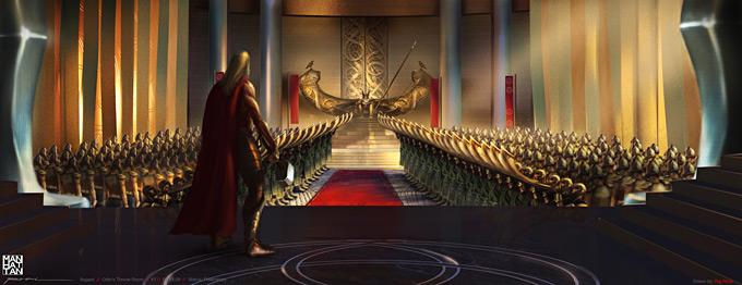 Thor Concept Art By Raj Rihal 14a