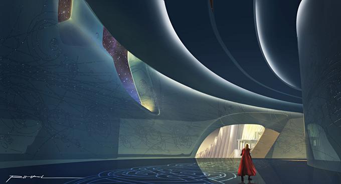 Thor Concept Art By Raj Rihal 18a