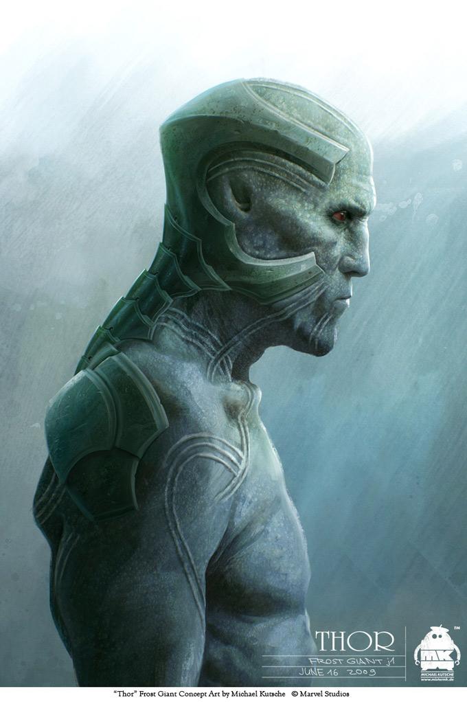 Thor Concept Art by Michael Kutsche 08a