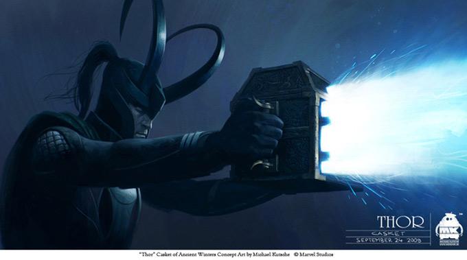 Thor Concept Art by Michael Kutsche 10a