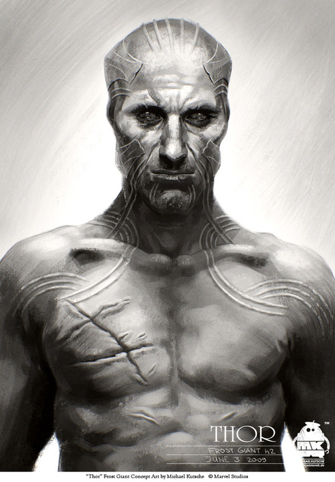 Thor Concept Art by Michael Kutsche 13a