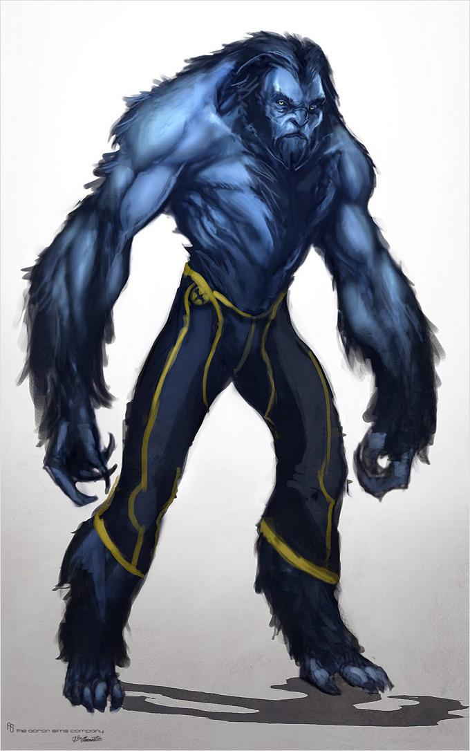 X Men First Class Concept Art by Jerad Marantz 05a