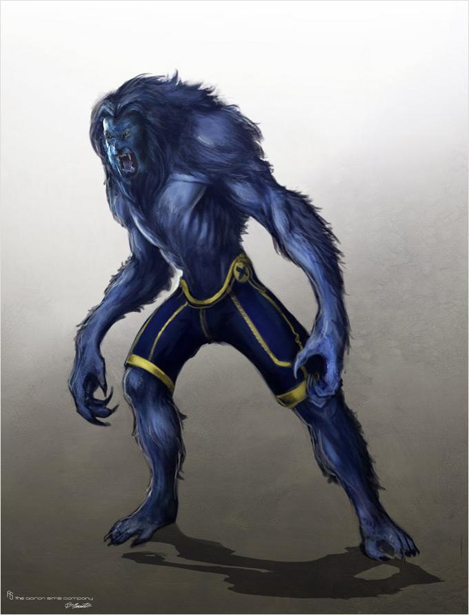 X Men First Class Concept Art by Jerad Marantz 06a