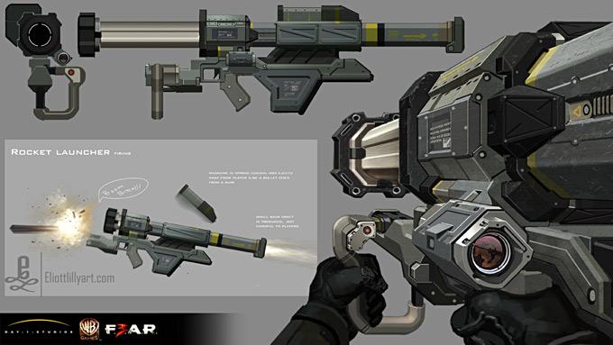 F.E.A.R. 3 Concept Art Eliott Lilly 07a