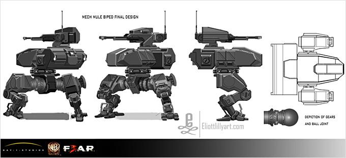 F.E.A.R. 3 Concept Art Eliott Lilly 11a