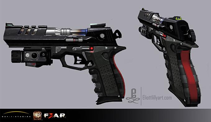 F.E.A.R. 3 Concept Art Eliott Lilly 13a