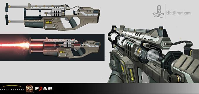 F.E.A.R. 3 Concept Art Eliott Lilly 16a
