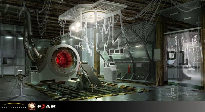 F.E.A.R. 3 Concept Art Eliott Lilly 22a