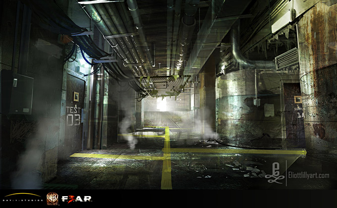 F.E.A.R. 3 Concept Art Eliott Lilly 26a