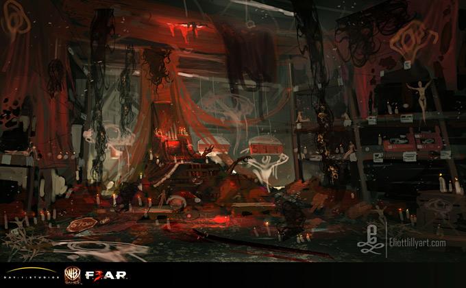 F.E.A.R. 3 Concept Art Eliott Lilly 28a