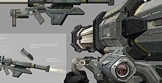 F.E.A.R. 3 Concept Art Eliott Lilly main