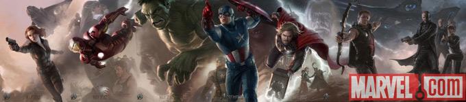 The Avengers Concept Art 01a