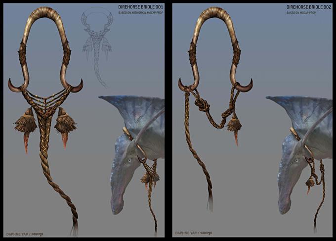 Avatar Concept Art by Craig Shoji 03a