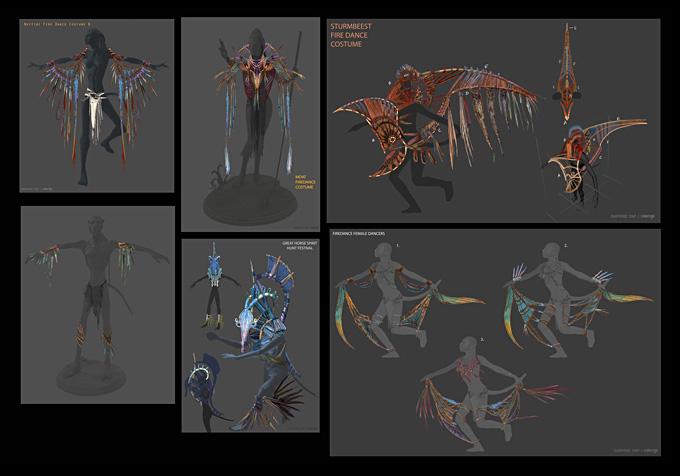 Avatar Concept Art by Craig Shoji 05a