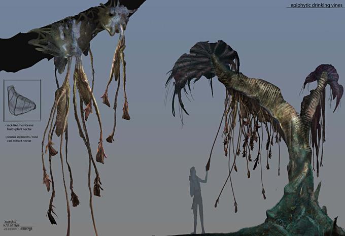 Avatar Concept Art by Craig Shoji 11a