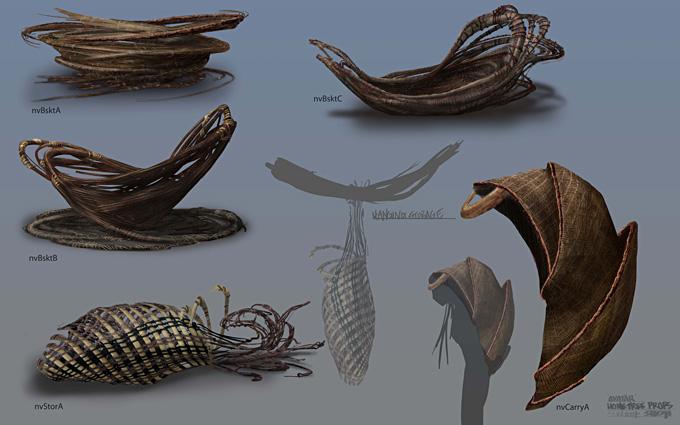 Avatar Concept Art by Craig Shoji 12a