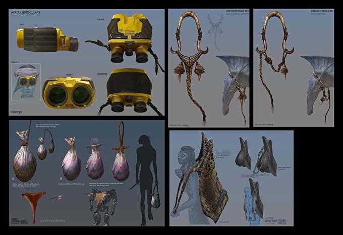 Avatar Concept Art by Craig Shoji 13a