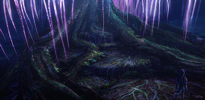 Avatar Concept Art by Craig Shoji 14a