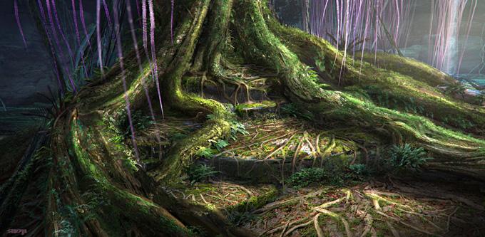 Avatar Concept Art by Craig Shoji 15a