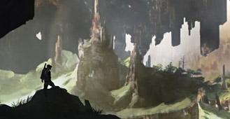 Halo 4 Concept Art Video Glimpse