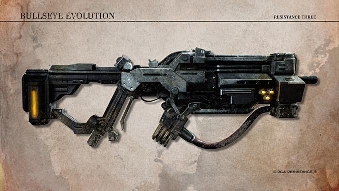 Resistance 3 Concept Art 01a