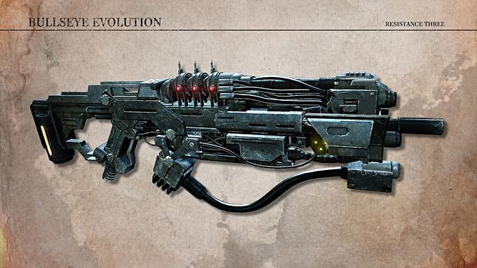 Resistance 3 Concept Art 02a