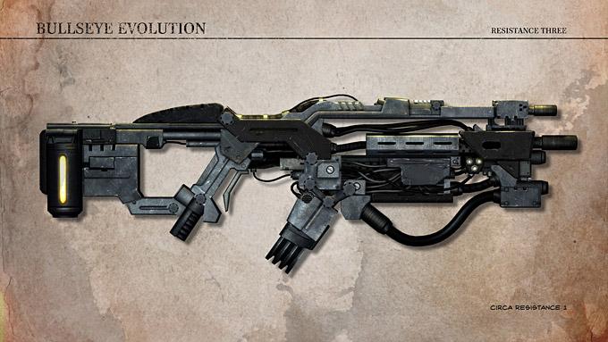 Resistance 3 Concept Art 04a