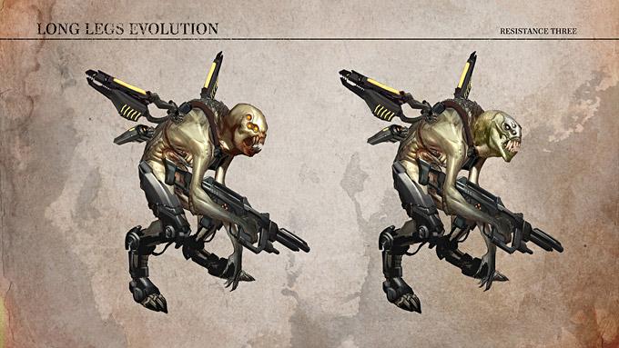 Resistance 3 Concept Art 07a