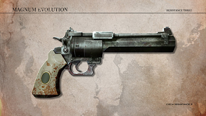 Resistance 3 Concept Art 09a