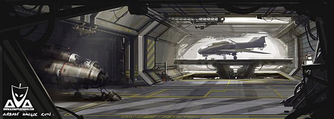 Alien Apple Studios 08a