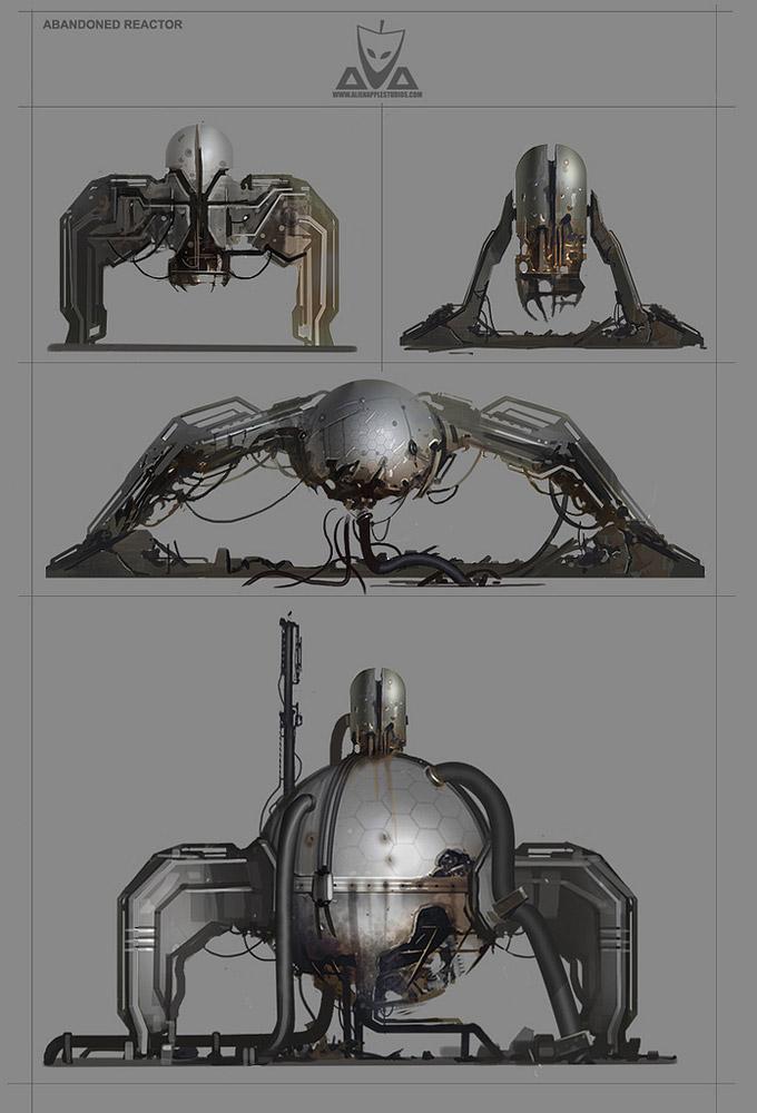 Alien Apple Studios 16a