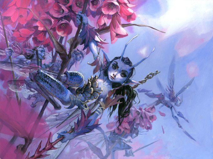 Jesper Ejsing Art Illustration bitter blossom