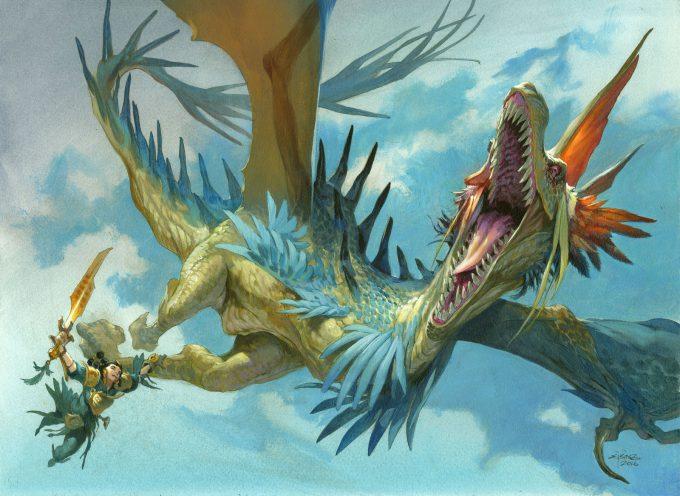 Jesper Ejsing Art Illustration uplif glidewing