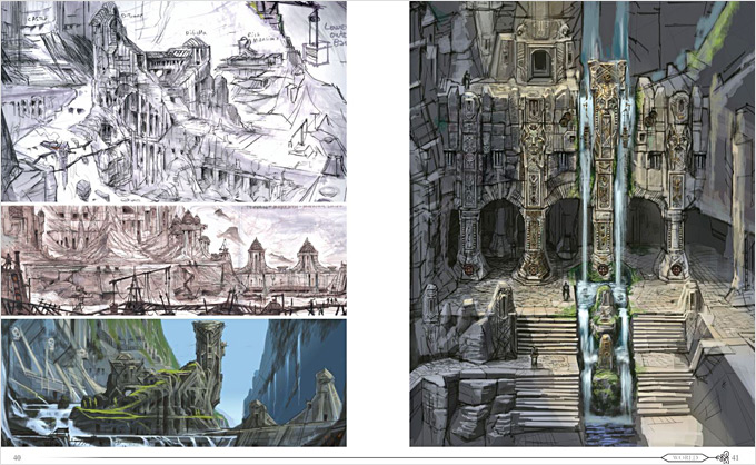 The Art of Skyrim 04a