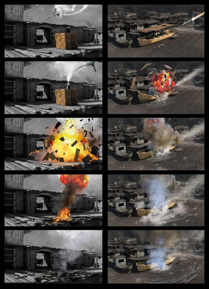 SOCOM 4 Concept Art by David Chambers 11a