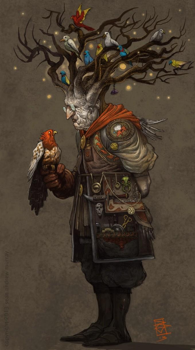 Sean_Andrew_Murray_Art_illustration_Kento_Vess_Birdomancer