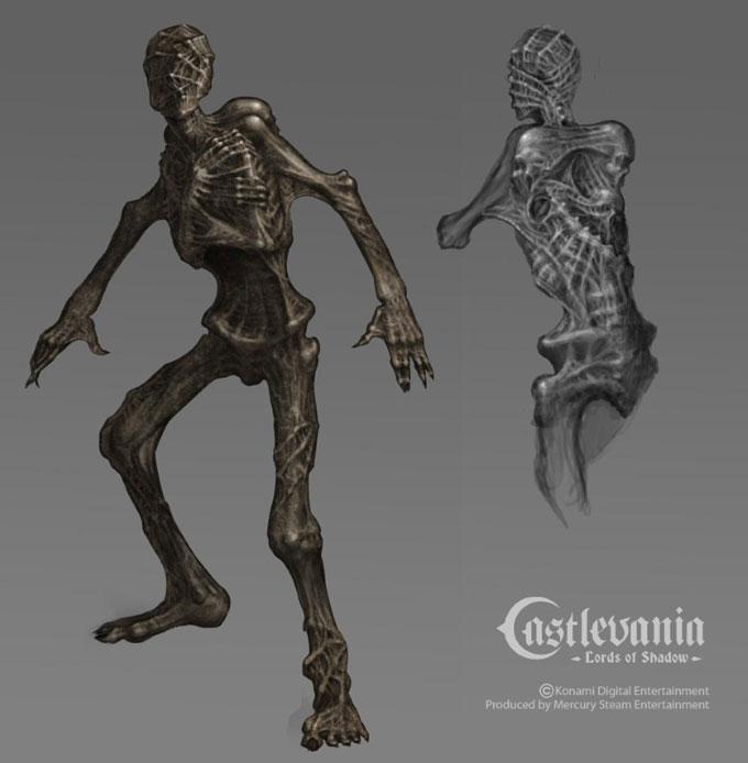 Castlevania Concept Art Diego Gisbert Llorens 013a