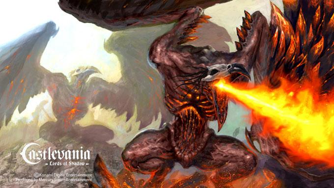 Castlevania Concept Art Diego Gisbert Llorens 01a
