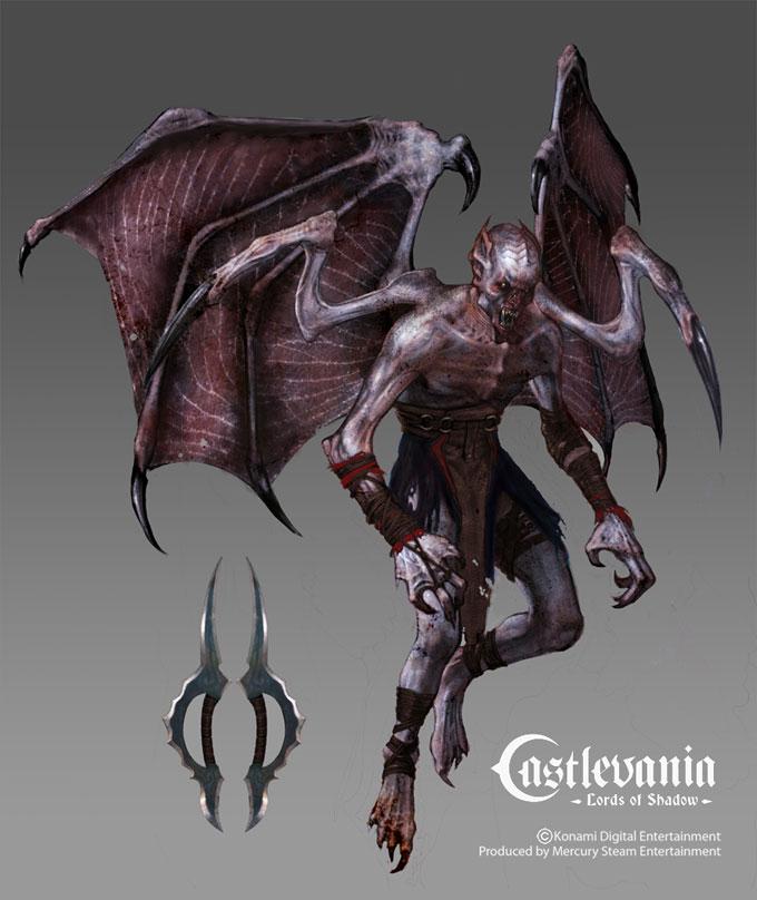 Castlevania Concept Art Diego Gisbert Llorens 02a