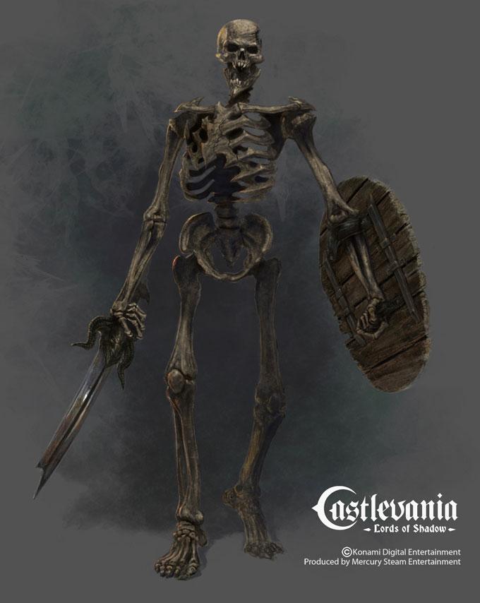 Castlevania Concept Art Diego Gisbert Llorens 04a