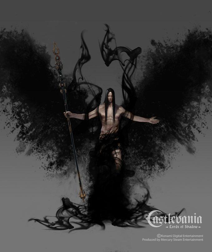 Castlevania Concept Art Diego Gisbert Llorens 05a